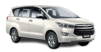 toyota innova for self drive